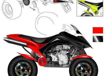 Concept Quad per moto 4